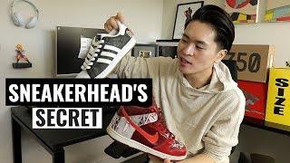 Giải Mã Bí Kíp Của Một 'Sneakerhead'   How to Build A Sneaker Collection 2019