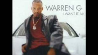 Watch Warren G I Want It All video