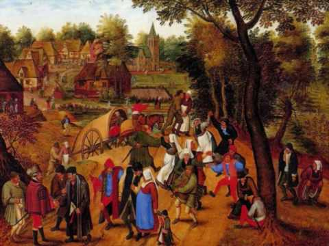 Hans Leo Haler, Tanzen und Springen, Pieter Brueghel the Younger