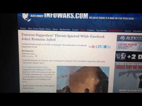 RUSSIAN TROOPS WILL ENACT MARTIAL LAW AFTER ZIMMERMAN/TRAYVON MARTIN RIOTS