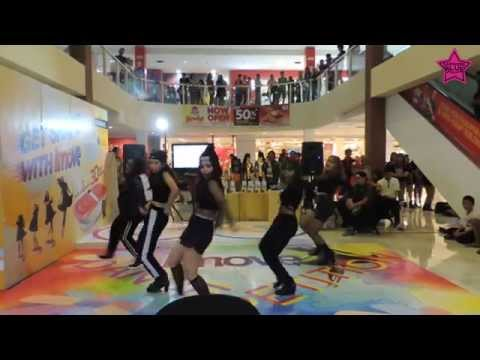 150523 4Minute - Whatcha Doin' Today, Hot Issue, Crazy cover dance by  BELL4TRIX