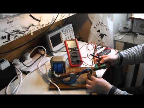 Контактная сварка аккумуляторов своими руками