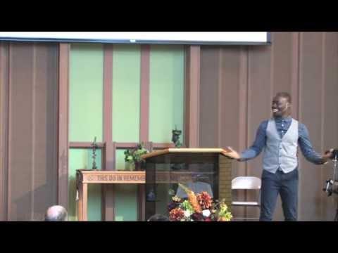 Aug 22, 2015 Pastor Andreas Beccai - Legal Immigrants