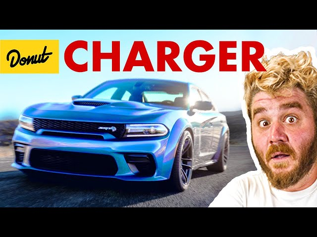 DODGE CHARGER - Everything You Need to Know | Up To Speed thumbnail