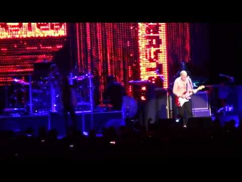 The WHO - Baba O'Riley - 11/13/12 Verizon Center, Washington DC (HD)