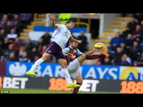 Burnley 1-3 Everton:Lukaku atones for mistake to give Everton victory