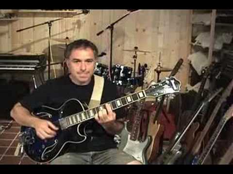 Joe Jackson, Steppin' Out - Solo Jazz Guitar, Jake Reichbart