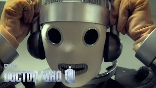 Making a Mondasian Cyberman - Doctor Who: World Enough and Time - Series 10 Episode 11 - BBC One