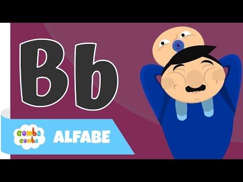 B Harfi Şarkısı - Alfabe ve Harfler Öğreniyor...