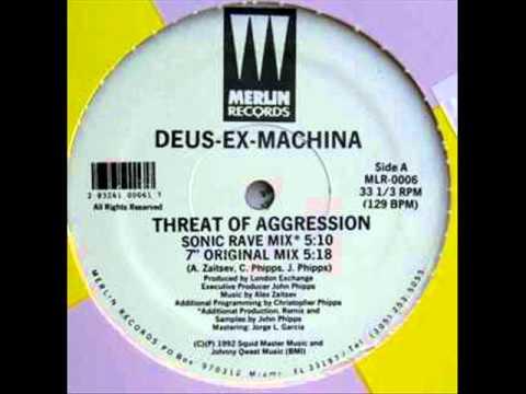 Deus-Ex-Machina - Threat Of Aggression