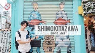 NOT ON YOUR TYPICAL TOUR GUIDE: TOKYO'S SHIMOKITAZAWA!