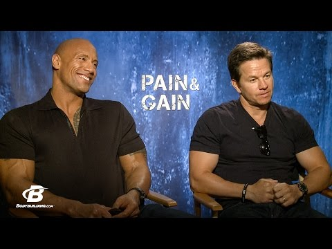 Mark Wahlberg & Dwayne 'The Rock' Johnson Interview | Pain & Gain