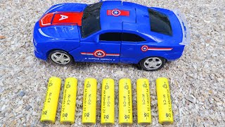 Super Sports Toy Car Transformer & Cars toys Assembly