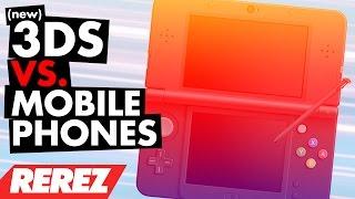 Nintendo 3DS Vs. Mobile Phones! - Rerez