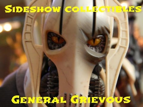 Sideshow Exclusive 1/6 General Grievous
