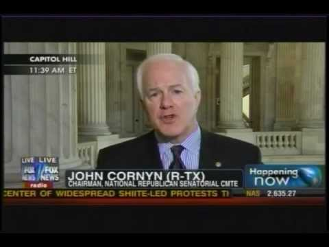 Interview - Cornyn: AG Holder Needs to Come Clean on Fast and Furious - 12-9-11