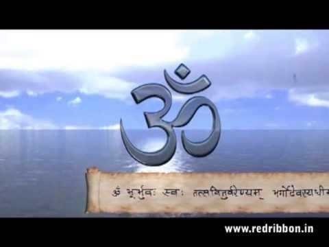 Gayatri Mantra - Meditate with Suresh Wadkar & Lalitya Munshaw...