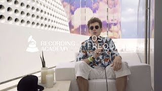 "Lost Frequencies Talks Preparing Sets, ""American Boy"" & His Upcoming Live Show"