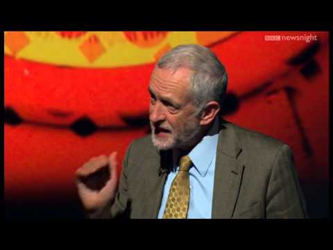 Jeremy Corbyn makes his pitch for Labour leadership - Newsnight