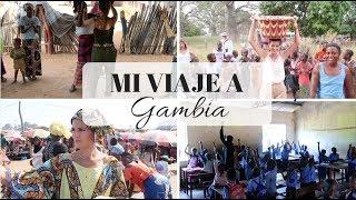 MI VIAJE A GAMBIA UNA SEMANA | Marilyn's Closet #aGambiaConBinter