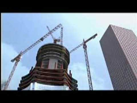 Chicago Spire - Construction Technique (Part 2)