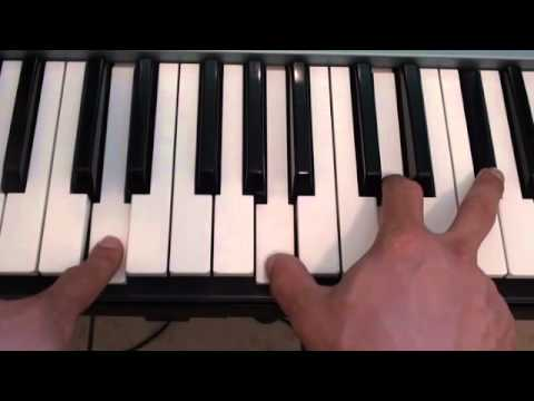 How to play Let It Go on piano - Demi Lovato - Tutorial - Frozen Soundtrack