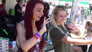 HaleyIsSoarx At The SF Cannabis Cup 2014!