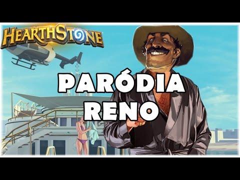 DBRAZ - RENO! (PARÓDIA DE RUBY)