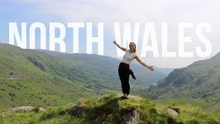 NORTH WALES   Travel Video