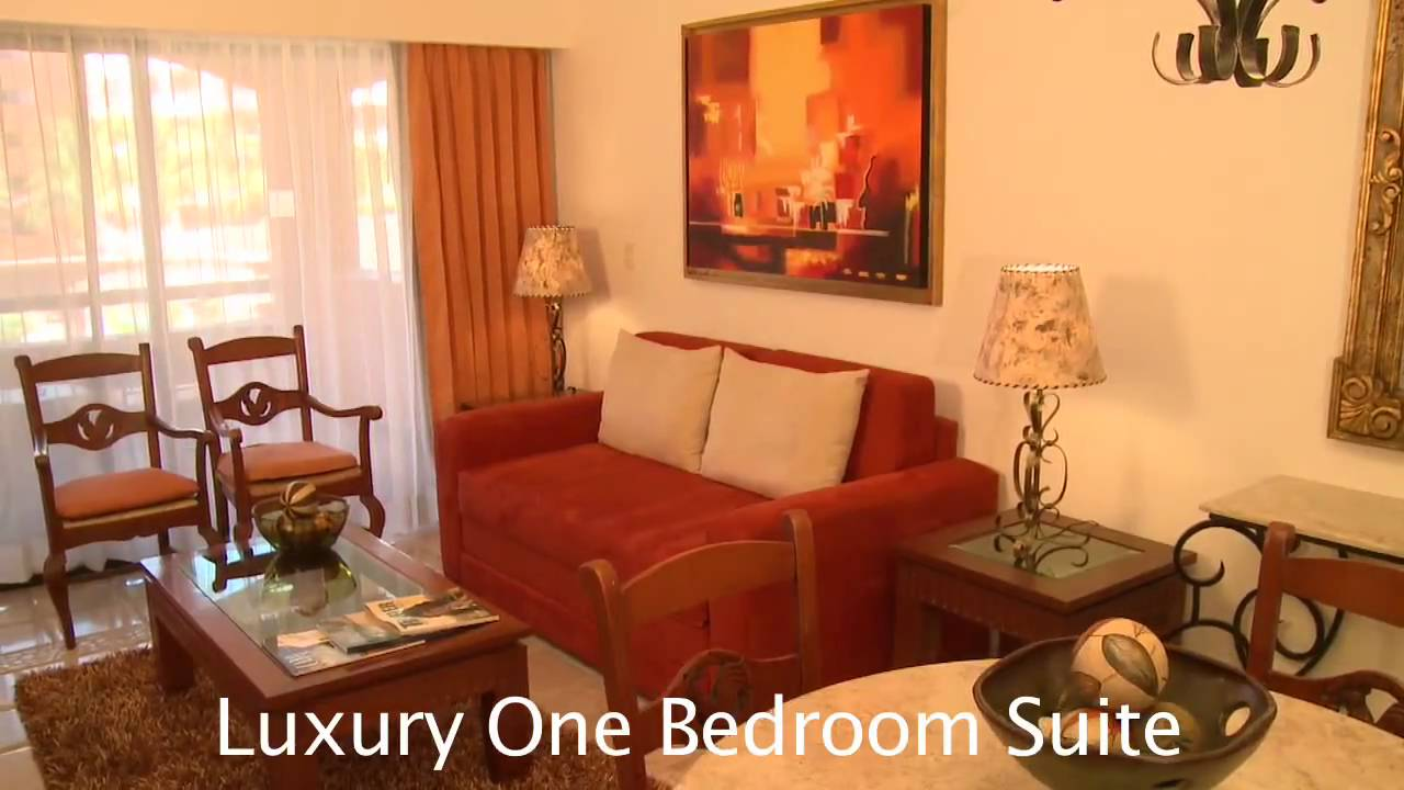 Playa Grande Luxury One Bedroom Suite Room Preview Youtube