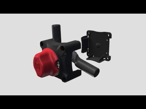 SODEREP-ECANS S30 Battery Master Switch News Functions