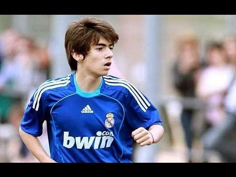Enzo Zidane | Goals & Skills | Real Madrid | 2013/14