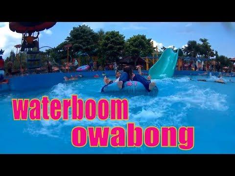 WATERBOOM!! Kolam Renang Anak Asik - Waterboom Children's Pool