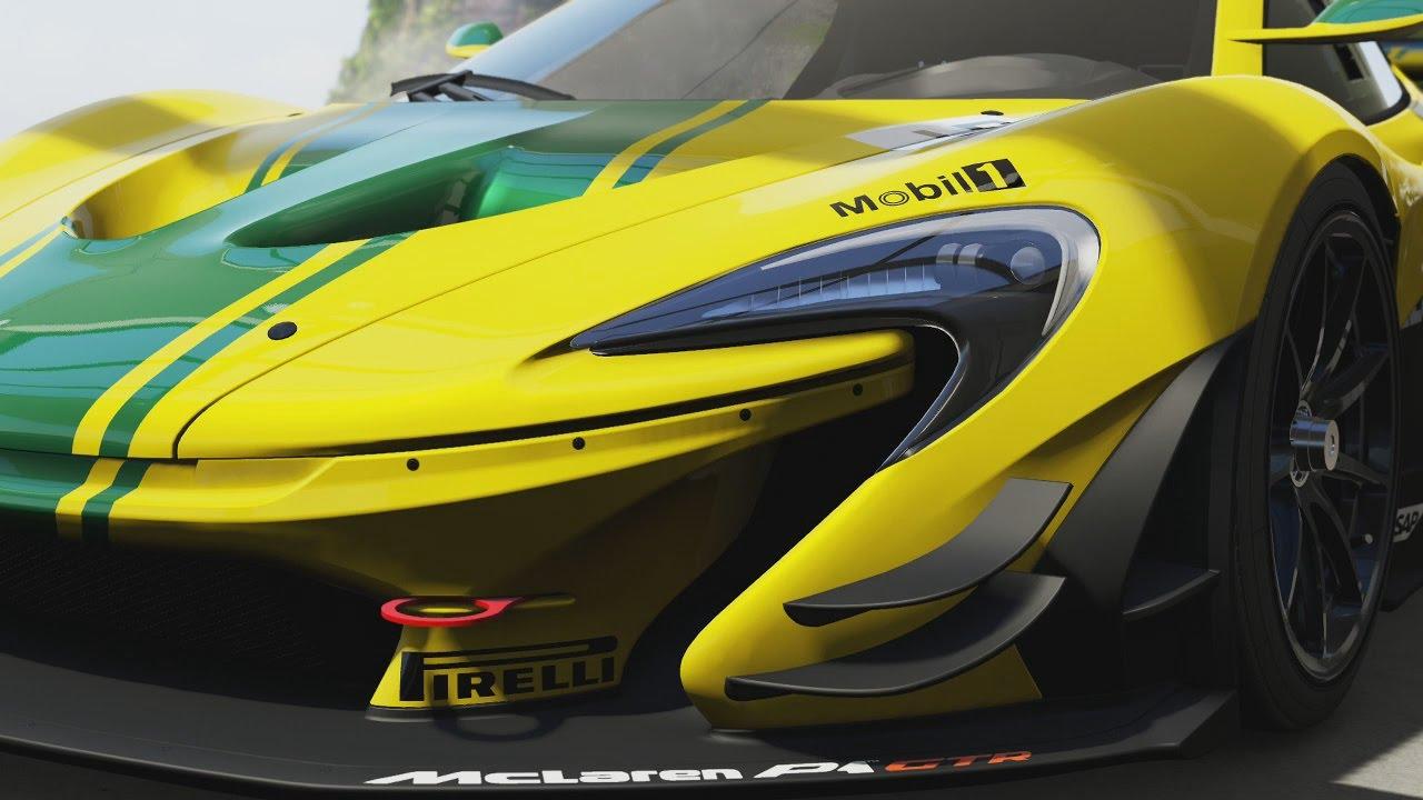 Forza 6 | Mclaren P1 GTR: THE ULTIMATE RACE CAR