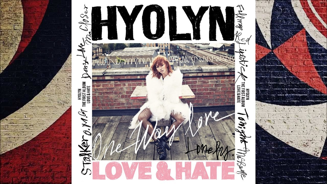 Hyolyn One Way Love