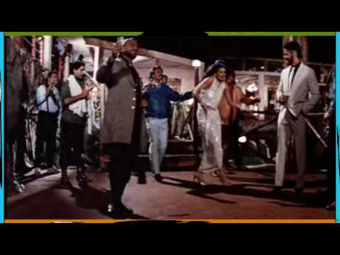 Raat Bhar Jaam Se - Tridev - Full Song - *hq* & *hd* ( Blue Ray ) video