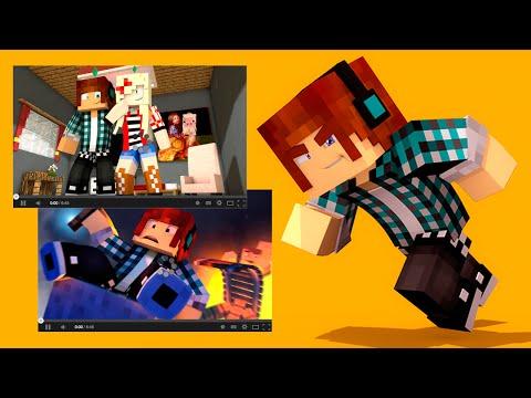 VIDEOS ANTIGOS SECRETOS DO CANAL !! - Minecraft