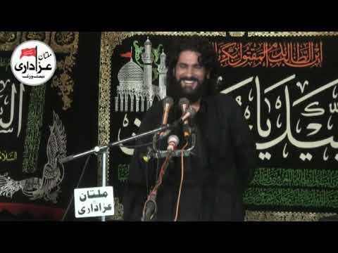 Zakir Ijaz Hussain Jhandvi I 5 Muharram 2018 I ImamBargah Shah Yousaf Gardez Multan