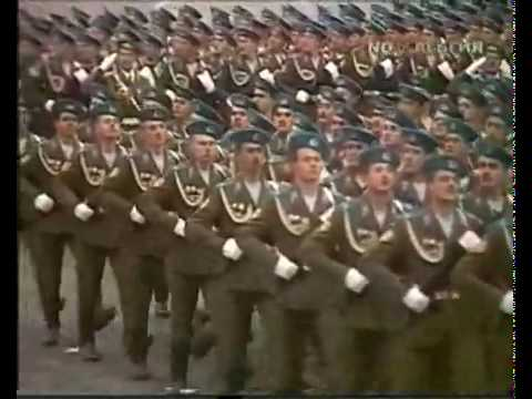 soviet army march youtube