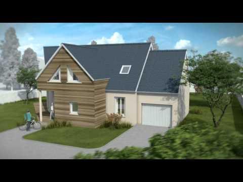 Maison lelivre noria for Constructeur maison individuelle kaufman