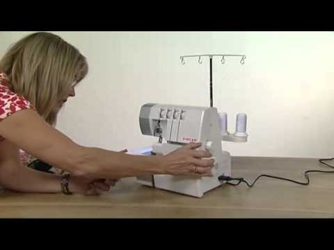 singer 14sh754 sewing machine youtube. Black Bedroom Furniture Sets. Home Design Ideas