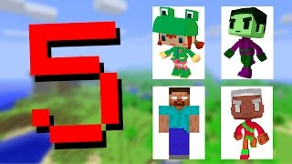✔ Minecraft: 5 Mobs That Were Never Added