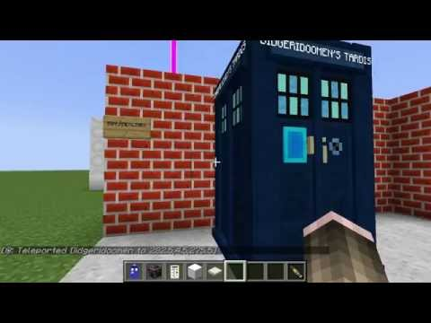 Dalek Mod custom TARDIS tutorial
