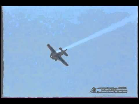 Wayne Handley / Turbo Raven Airshow / Moffett Field 1999