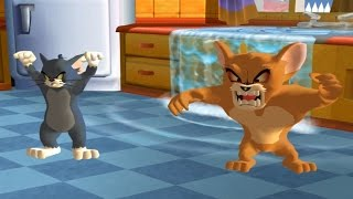 Tom and Jerry War Of The Whiskers - Funny Cartoon Movie Game For Kids New Episodes HD