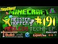 "Redled`s Minecraft Tech.-LP #191 ""Exception ticking world ist Kacka"" [TooManyMods;)]"