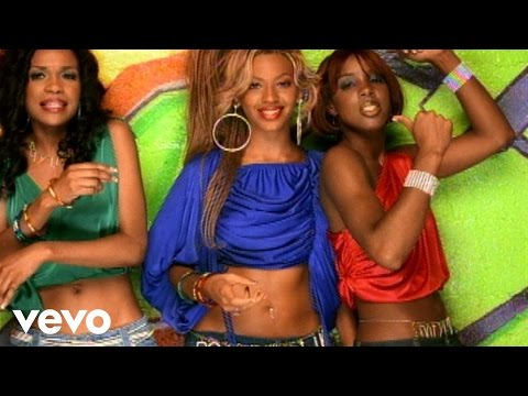 Destiny's Child;Missy Elliott - Bootylicious (Remix) Video