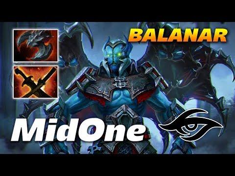 MidOne Night Stalker BALANAR | Dota 2 Pro Gameplay