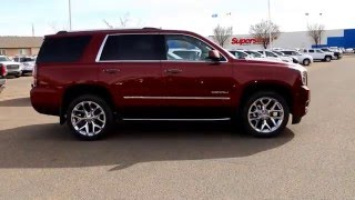 Brand new 2016 GMC Yukon Denali for sale in Medicine Hat, AB