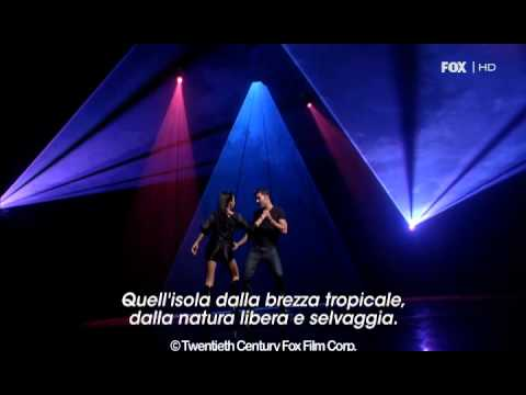 Glee 3x12 - la Isla Bonita (madonna) video